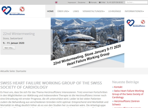 Swiss Heart Failure Working Group